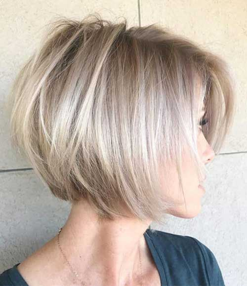 Blonde Bob Hair Styles
