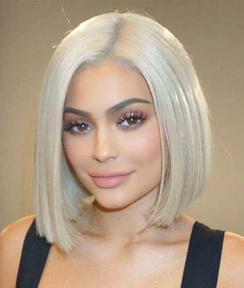 Blonde Bob Haircuts