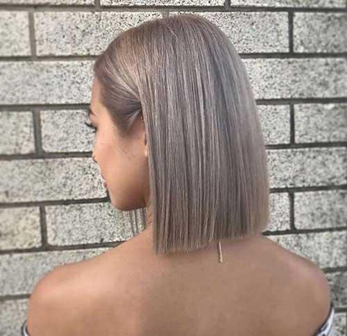 Chic Straight Bob Hairstyles