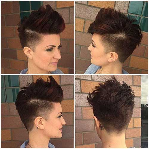 Cool Pixie Hairstyles 2020
