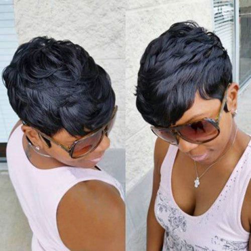 Pretty Short Hairstyles for Black Women 2020