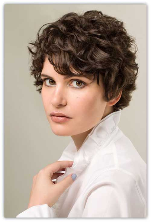 Curly Pixie To Bob Hairstyles-13