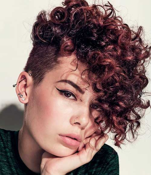 Curly Long Pixie Hairstyles-19