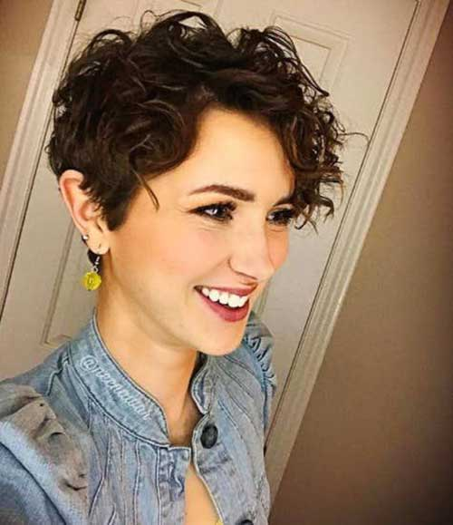 Curly Pixie Hairstyles-24