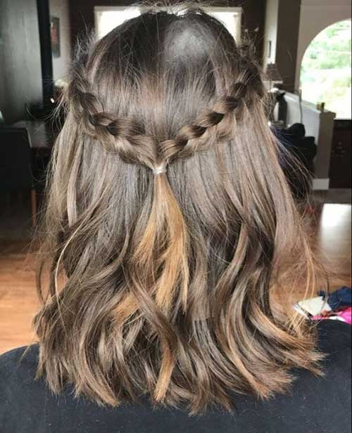 Short Braid Hairstyles 2020