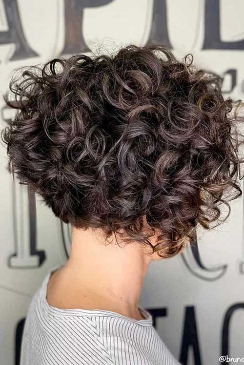 Short Haircuts for Frizzy Hair