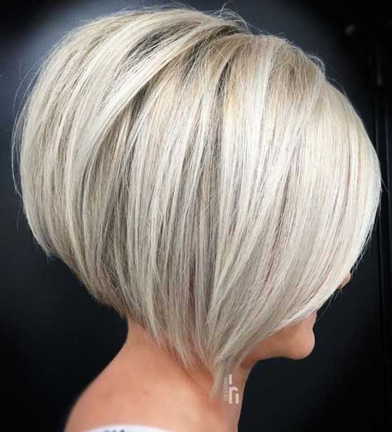 Short Haircuts for Women Over 60 2020
