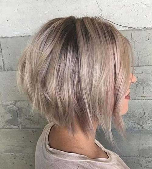 Short Inverted Styles for Fine Hair-16