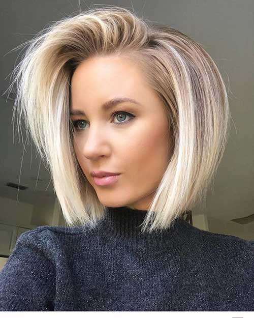 Short Styles for Fine Hair 2020-17