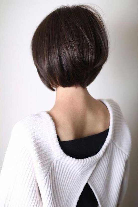 Cute Short Bob Hairstyles-19