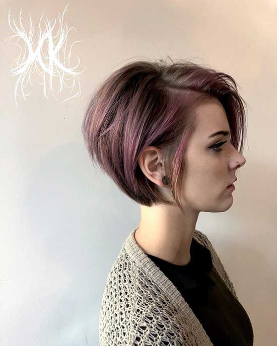 Latest Cute Short Hairstyles-25