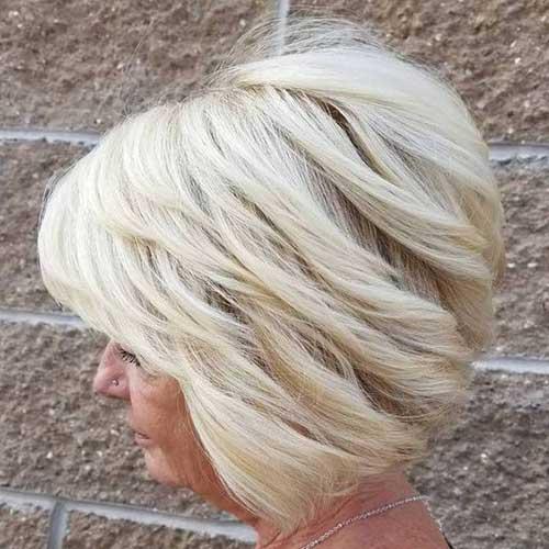 Short Hairstyles for Older Ladies-31