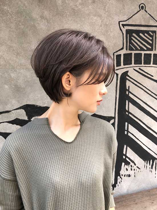 New Cute Short Hairstyles-6
