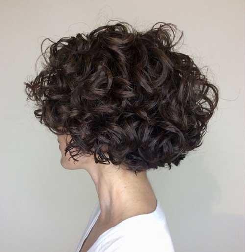 Curly Bob Styles