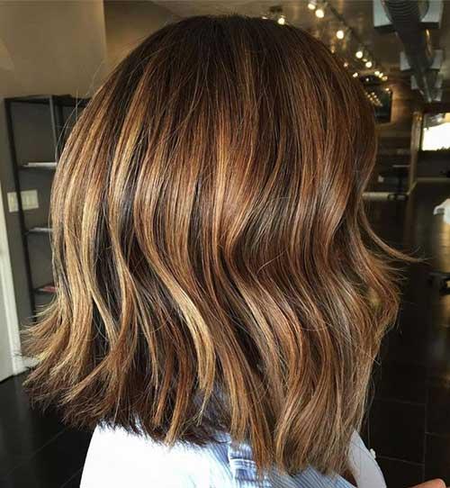 Cute Bob Haircuts for Thick Hair