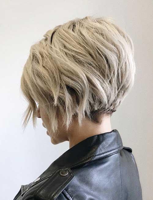 Pixie Bob Haircut for Fine Hair
