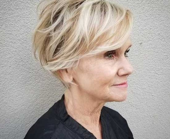 40 Cutest Short Hairstyles for Older Ladies