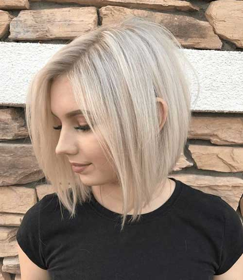 Short Styles for Fine Hair