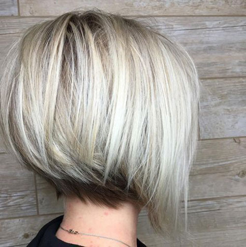 Short Bob Haircuts for Thick Hair-11