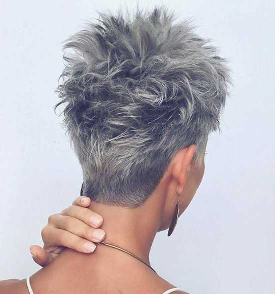 Thick Pixie Haircuts for Women Over 50-14