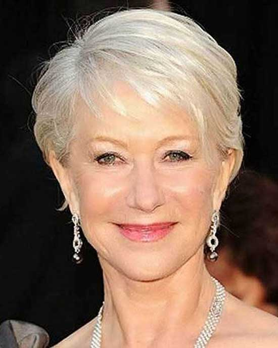 Modern Pixie Haircuts for Women Over 50-15
