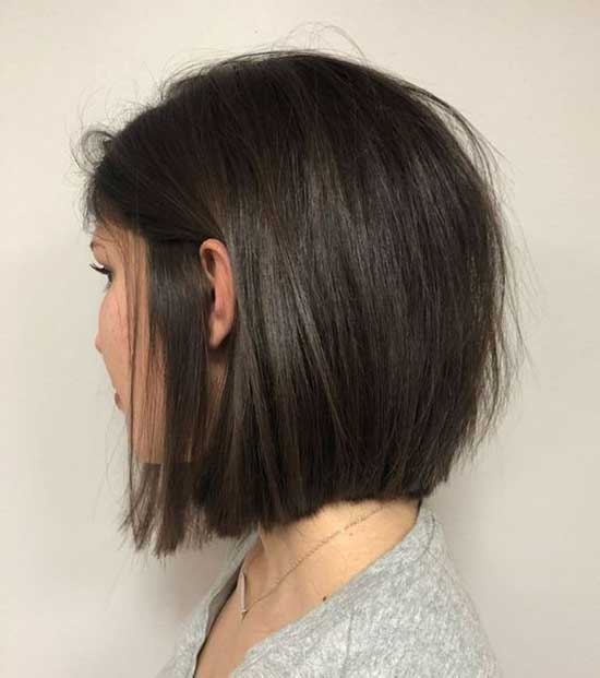 Choppy Bob Hairstyles for Thin Hair