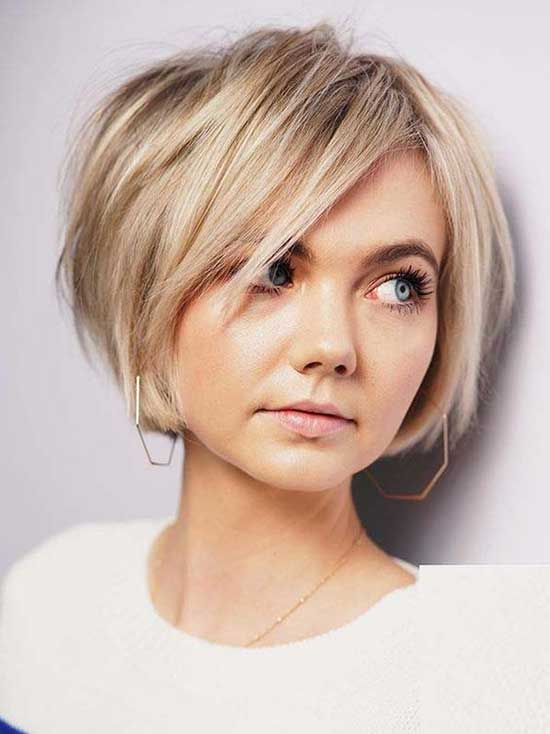 Cute Bob Hairstyles for Thin Hair
