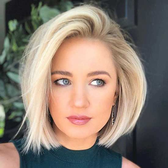 Latest Bob Hairstyles for Thin Hair