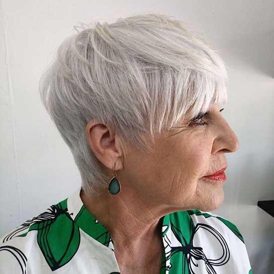 Pixie for Older Women