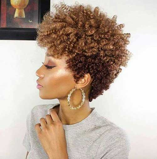 Natural Crochet Hairstyles for Short Hair African American
