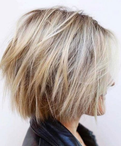 Short Thick Hairstyles 2020