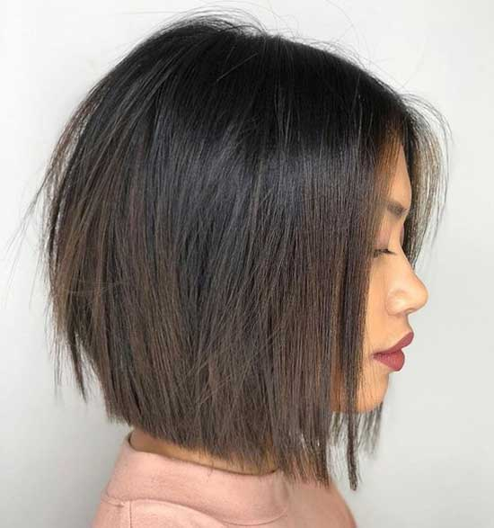 Straight Bob Hairstyles for Thin Hair