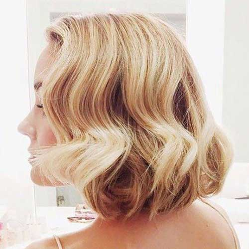 Classic Cute Short To Medium Hairstyles