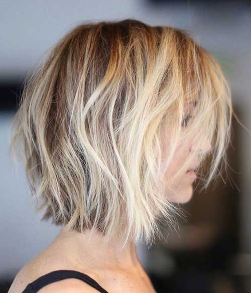 Cute Short To Medium Hairstyles