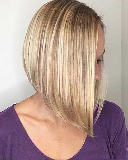 Cute Short To Medium Bob Hairstyles