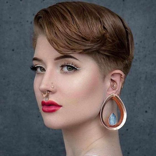 Stylish Undercut Pixie Cuts-14
