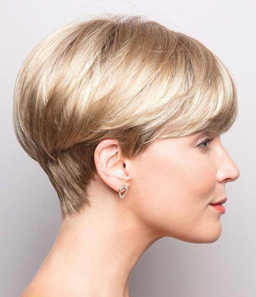 Stylish Blonde Pixie Cuts-15