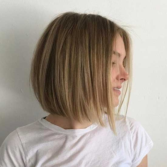 Latest Cute Bob Haircuts-15
