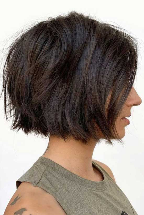 Cute Choppy Bob Haircuts-19