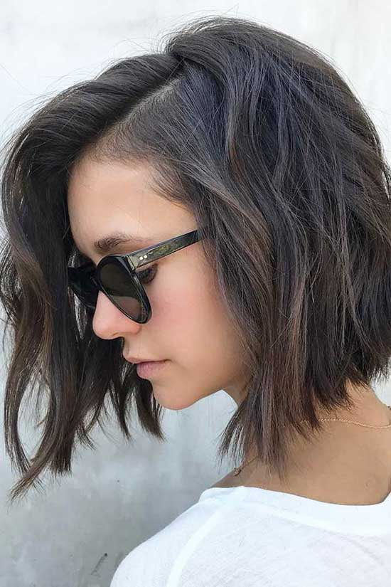 Cute Long Bob Haircuts-22