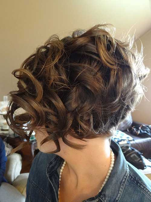 Chic Cute Short Thick Hairstyles-9