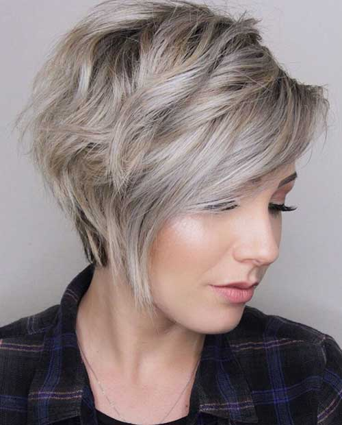 Cute Short Thick Hairstyles
