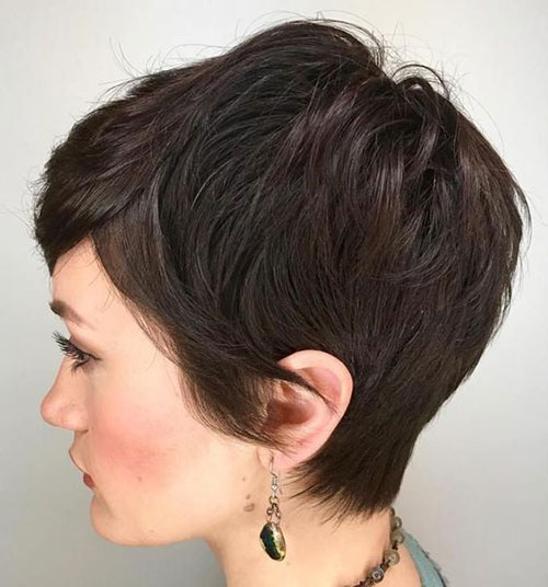 Short Hairstyles for Thick Hair 2020