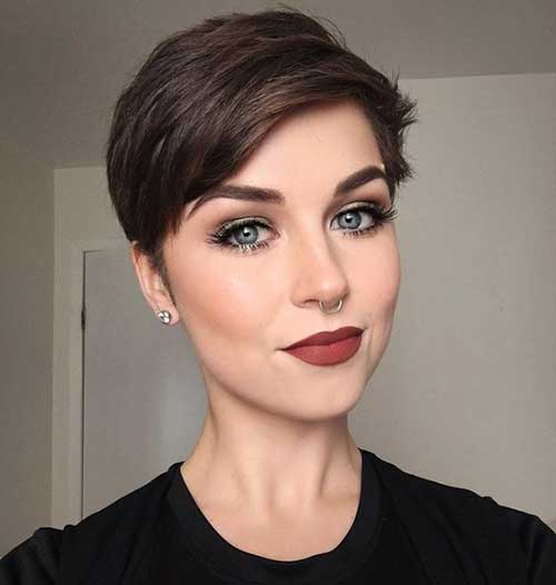 Stylish Pixie Cuts