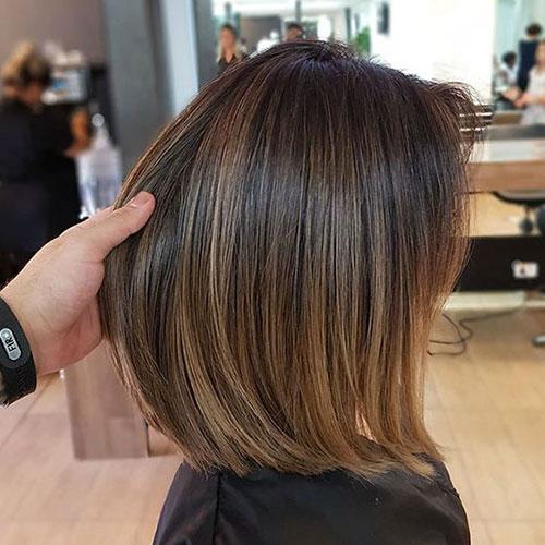 Modern Bob Haircuts