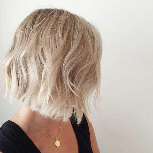 Modern Bobs for Fine Hair